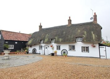 Thumbnail 3 bed cottage to rent in High Street, Thurleigh, Bedford