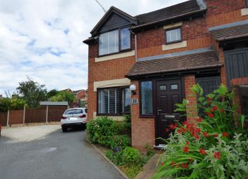 Thumbnail 2 bed semi-detached house for sale in Clifden Grove, Kenilworth