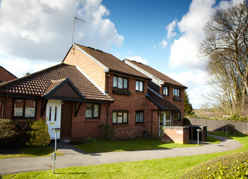 Thumbnail 1 bed flat for sale in Garrard Way, Wheathampstead