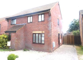 Thumbnail 2 bed semi-detached house for sale in Laburnum Drive, Newton, Porthcawl