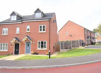 Thumbnail 3 bed semi-detached house to rent in Nightingale Walk, Lightmoor, Telford