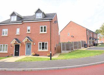 Thumbnail 3 bed semi-detached house to rent in Nightingale Walk, Lightmoor, Telford