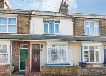 Thumbnail 3 bed terraced house to rent in Marden Avenue, Ramsgate
