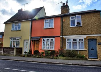 Thumbnail 2 bedroom cottage for sale in Bengeo Street, Hertford