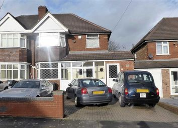 Thumbnail 3 bed semi-detached house for sale in Madison Avenue, Hodge Hill, Birmingham
