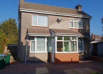 Thumbnail 3 bedroom detached house to rent in Shakespeare Street, Coventry