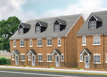 Thumbnail 3 bed semi-detached house for sale in Peel Street Villa's, Langley Mill, Nottingham