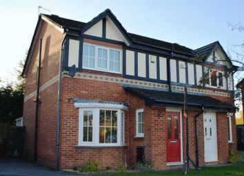 Thumbnail 3 bedroom semi-detached house for sale in Warwick Close, Dukinfield