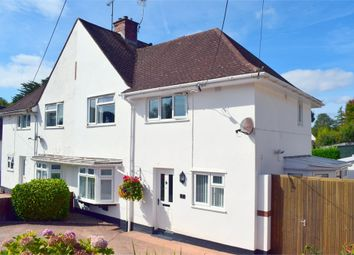 Meadow Road, Budleigh Salterton EX9. 3 bed semi-detached house
