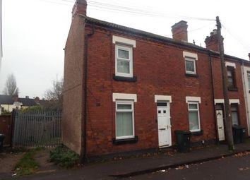 Thumbnail 2 bed end terrace house for sale in Leicester Causeway, Coventry, West Midlands