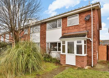 Thumbnail 3 bed semi-detached house to rent in Golden Vale, Gloucester