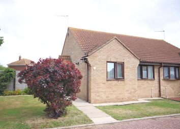 Thumbnail 2 bed semi-detached bungalow for sale in Bernard Close, Kirby Cross, Frinton-On-Sea