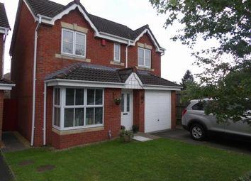 Thumbnail 4 bedroom detached house for sale in Wyton Avenue, Oldbury, Birmingham, West Midlands