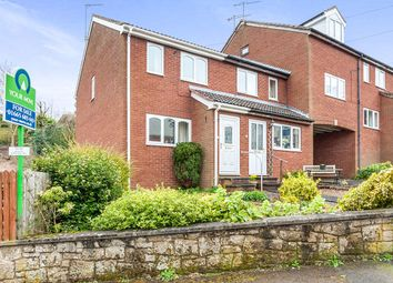 Thumbnail 2 bed semi-detached house for sale in Croft Road, Rothbury, Morpeth