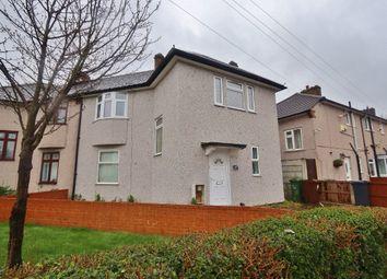 Thumbnail 3 bed semi-detached house to rent in Bushgrove Road, Dagenham
