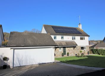 Thumbnail 4 bed detached house for sale in The Orchard, Yealmpton, Plymouth, Devon