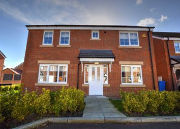 Thumbnail 4 bed detached house for sale in Janaway Road, South Shore Estate, Blyth