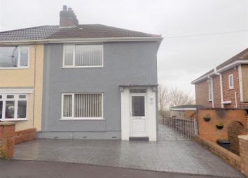 Thumbnail Semi-detached house for sale in Albion Road, Baglan, Port Talbot