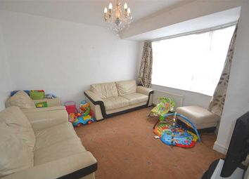 Thumbnail 3 bed terraced house to rent in Rushden Gardens, Ilford