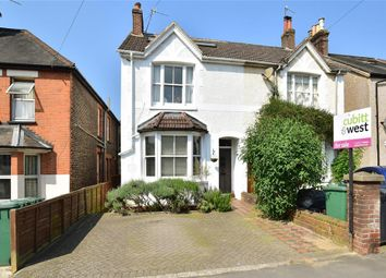 Thumbnail 4 bed semi-detached house for sale in St. Johns Road, Redhill, Surrey