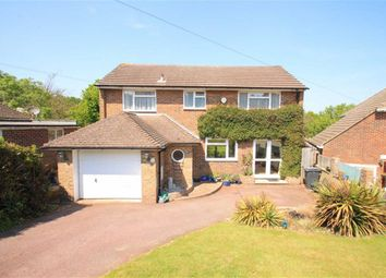 Thumbnail 4 bed detached house for sale in Amherst Close, Hastings, East Sussex