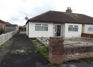 Thumbnail 2 bed bungalow to rent in Marlborough Avenue, Thornton-Cleveleys