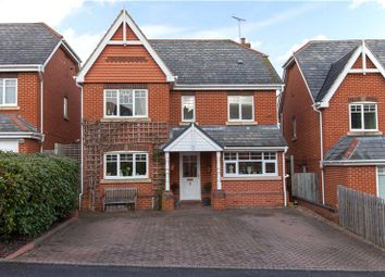 Thumbnail 4 bed detached house for sale in Nightingale Walk, Windsor, Berkshire