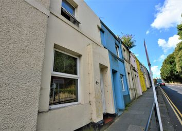 Thumbnail 2 bed terraced house for sale in Cambridge Road, Hastings