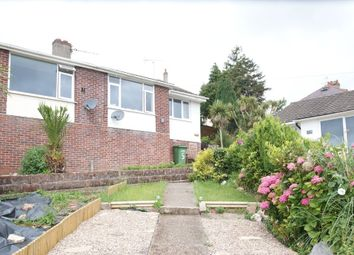 Thumbnail 2 bed semi-detached bungalow for sale in Lower Park, Southfield Road, Paignton