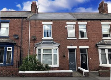Thumbnail 4 bed terraced house for sale in Clarence Street, Seaham