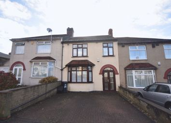 Thumbnail 3 bed terraced house for sale in King Johns Road, Kingswood, Bristol