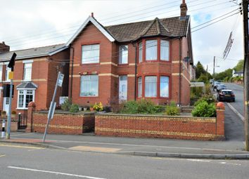 Thumbnail 4 bed detached house to rent in Pengam Road, Ystrad Mynach, Hengoed