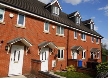 Thumbnail 3 bed town house for sale in Westleigh Lane, Leigh, Lancashire