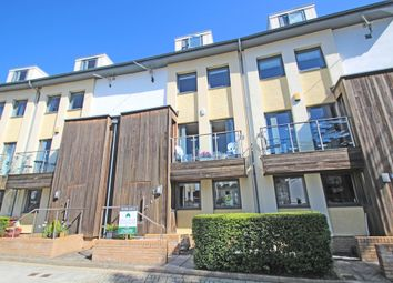 Thumbnail 4 bedroom town house for sale in Trelorrin Gardens, Mannamead, Plymouth