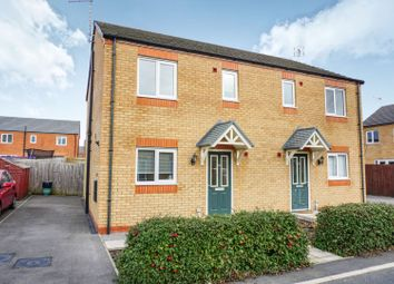 Thumbnail 3 bed semi-detached house for sale in Poplar Court, Chester