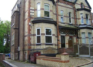 Thumbnail 1 bed flat to rent in 36 Demesne Road, Whalley Range, Manchester