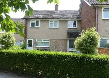 Thumbnail 3 bed terraced house for sale in Sheridan Road, Hereford