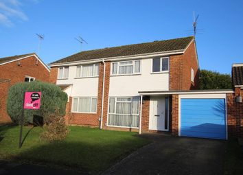 Thumbnail 3 bed semi-detached house for sale in Shefford Crescent, Wokingham