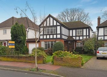 Thumbnail 3 bed detached house for sale in Brabourne Rise, Beckenham
