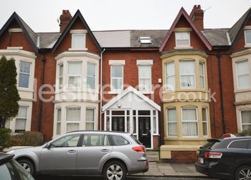 Thumbnail 5 bedroom terraced house to rent in Sefton Avenue, Heaton, Newcastle Upon Tyne