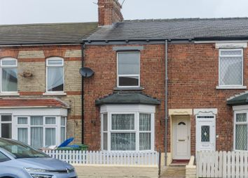 Thumbnail 2 bed terraced house for sale in Princes Avenue, Withernsea, East Riding Of Yorkshire