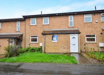 Thumbnail 2 bed end terrace house for sale in Saxby Drive, Mansfield, Nottinghamshire