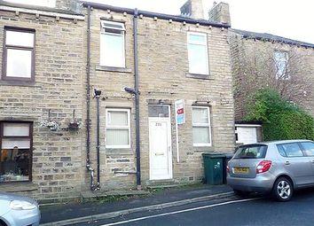 Thumbnail 3 bedroom terraced house to rent in Leymoor Road, Golcar, Huddersfield