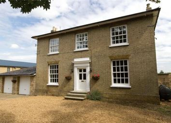 Thumbnail 5 bedroom detached house to rent in Ely Road, Chittering, Cambridge