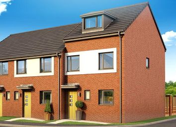 "Thumbnail 3 bed property for sale in ""The Oakhurst At Central Park, Darlington"" at Haughton Road, Darlington"