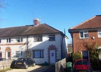 Thumbnail 5 bed semi-detached house to rent in Gipsy Lane, Headington, Oxford