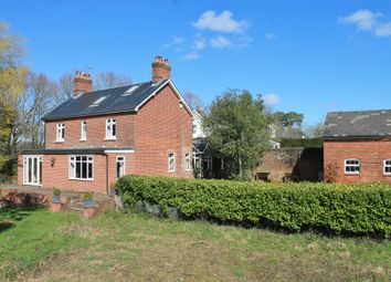 Thumbnail 5 bed detached house for sale in Wintershill, Durley, Southampton