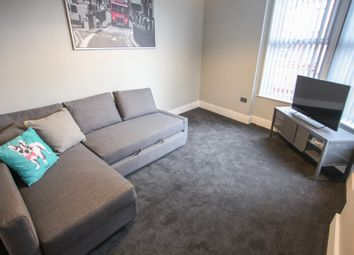 Thumbnail 6 bed terraced house to rent in Barrington Road, Wavertree, Liverpool