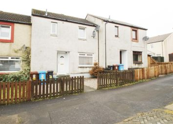 Thumbnail 2 bed terraced house for sale in Gowanbank, Livingston