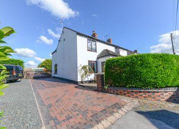 Thumbnail 4 bed cottage for sale in Smithy Lane, Knighton, Market Drayton